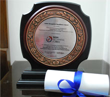 India Geospatial Excellence Award 2012